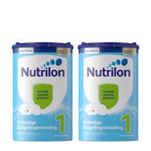 Standaard 1 volledige zuigelingenvoeding (2 stuks)