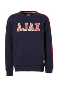 Ajax sweater Rowen blauw (jongens)