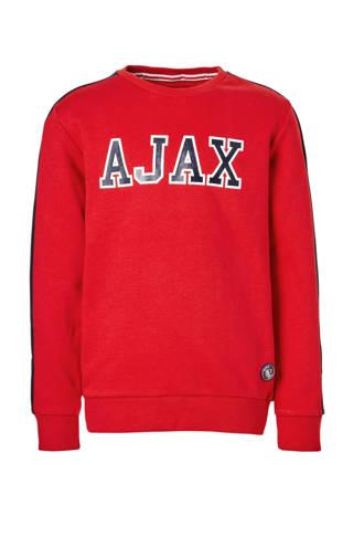 sweater Rowen rood