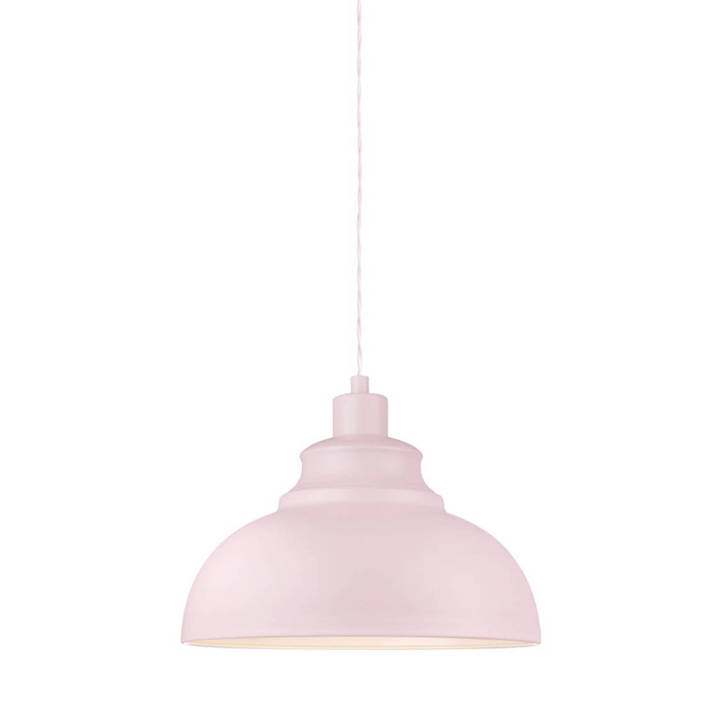 home sweet home hanglamp, Roze
