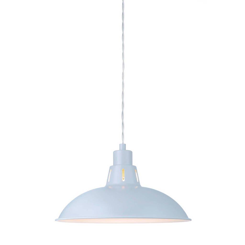 home sweet home hanglamp, Blauw