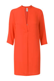 Miss Etam Regulier jurk rood