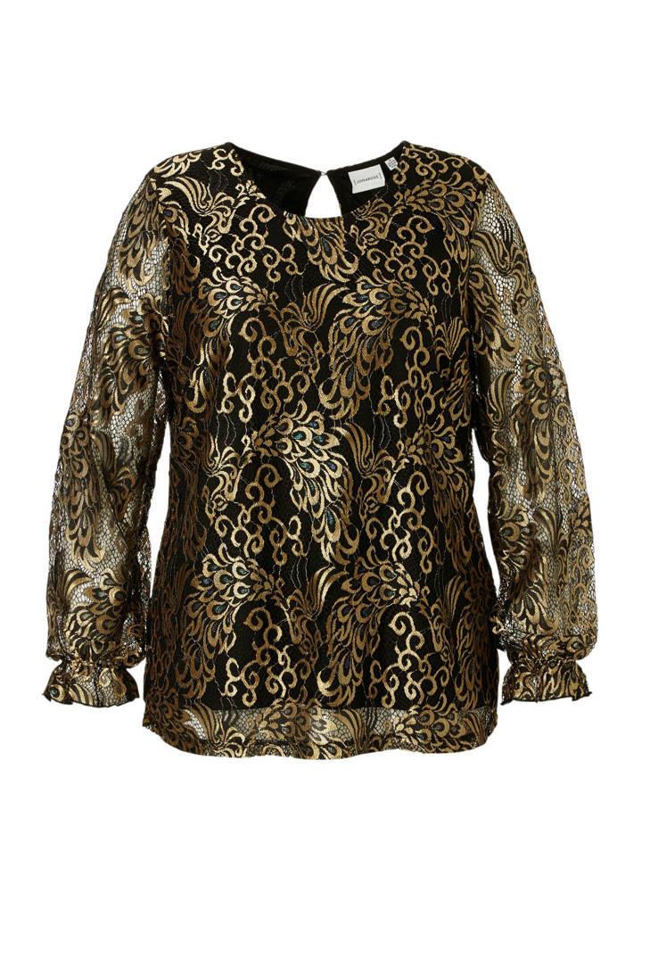 JUNAROSE blouse JUNAROSE van kant blouse blouse JUNAROSE van JUNAROSE van blouse kant kant Uwcxgz