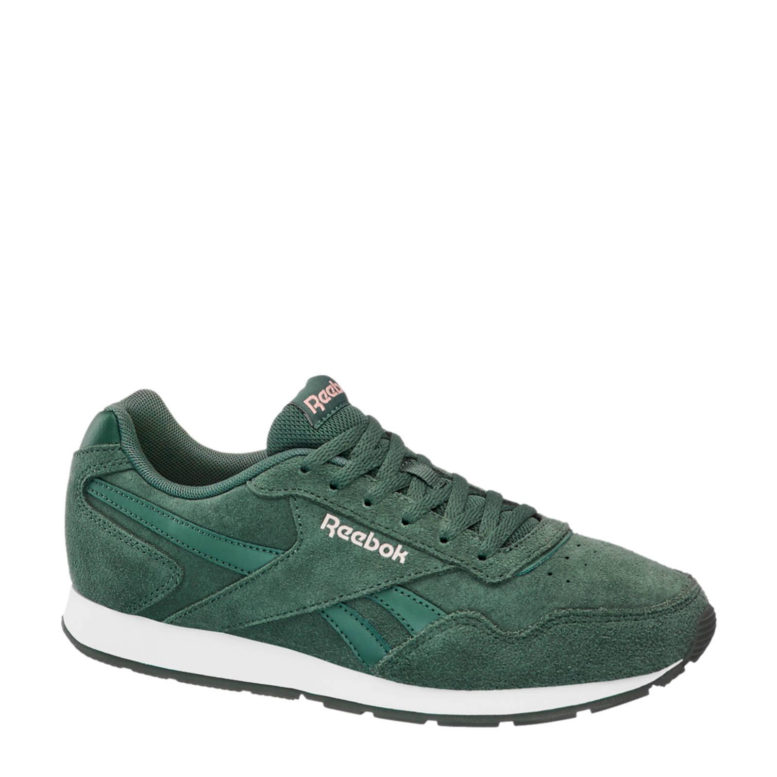 Glide GroenWehkamp Sneakers Royal Syède Reebok 5R4jL3A