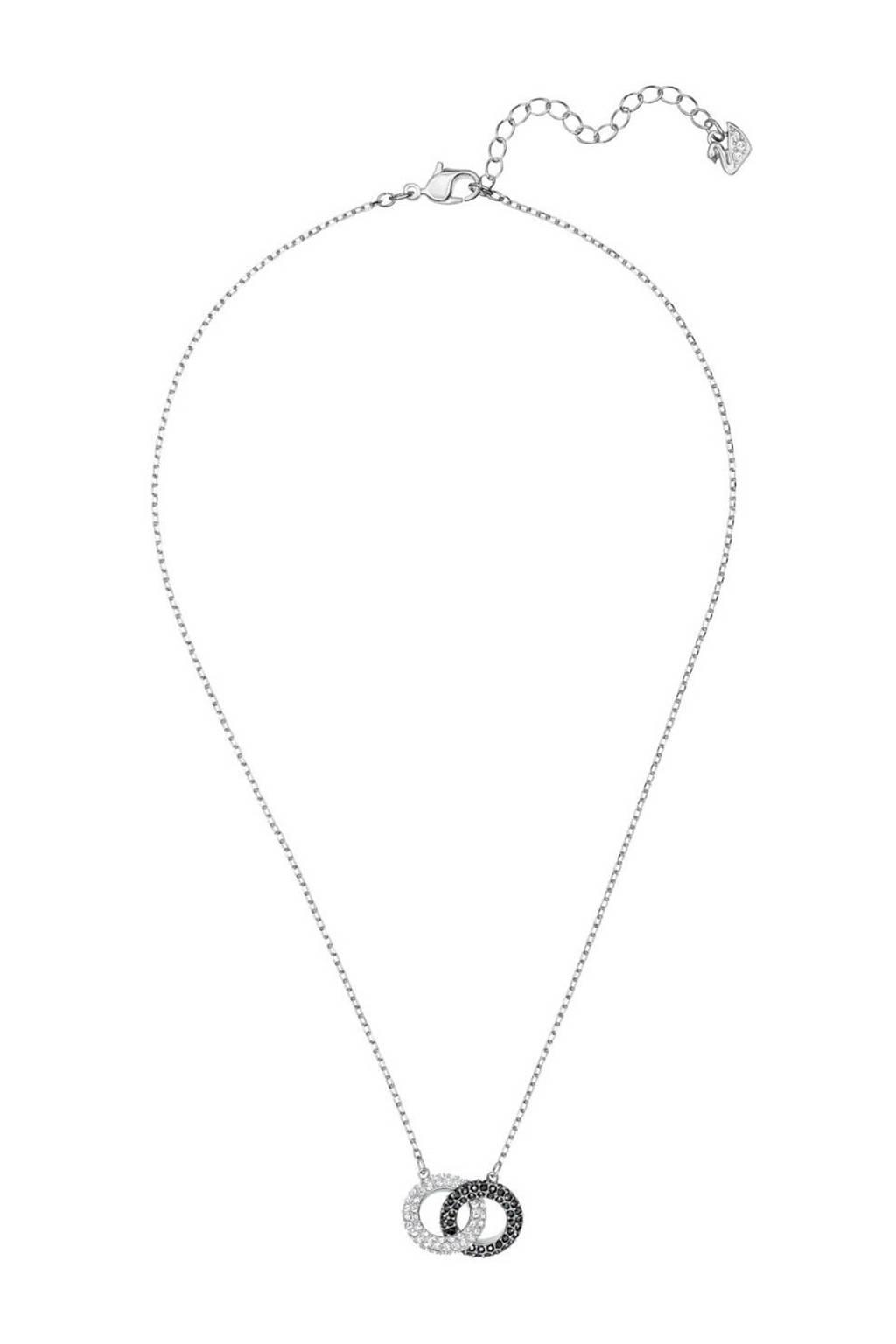 Swarovski ketting - 5445706, Zilverkleurig