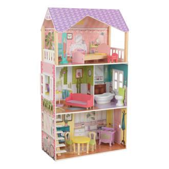 houten Poppy houten poppenhuis