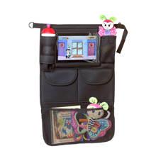 autostoel organizer met tablethouder