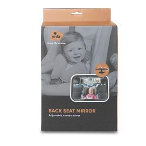 verstelbare spiegel voor in de auto