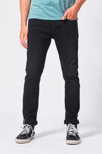America Today tapered fit jeans Selvedge, Black denim