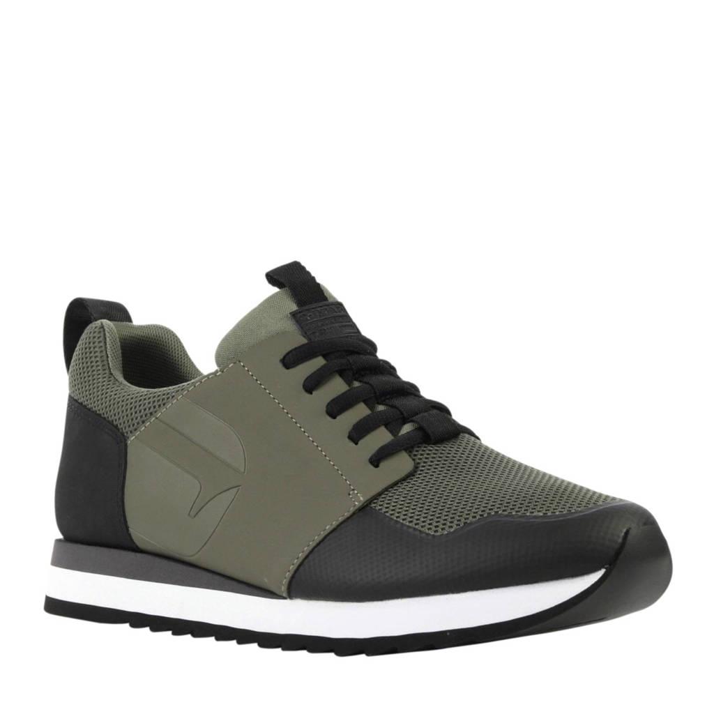 G-Star RAW  sneakers Deline II olijfgroen, Olijfgroen