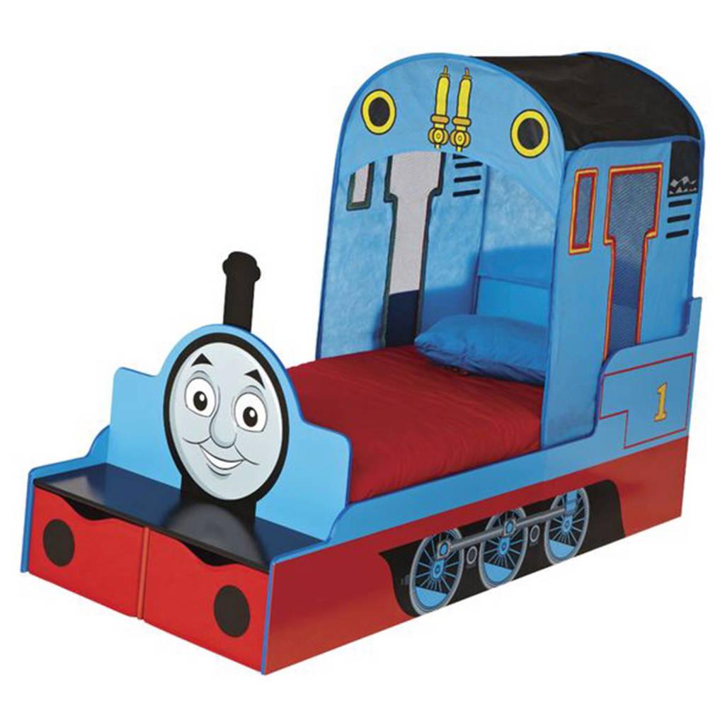 Verbazingwekkend Thomas de trein peuterbed (70x140 cm)   wehkamp RP-79