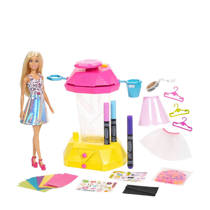 Barbie crayola confetti design studio