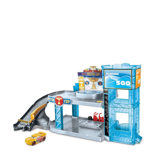 Disney Cars piston cup garage speelset kopen
