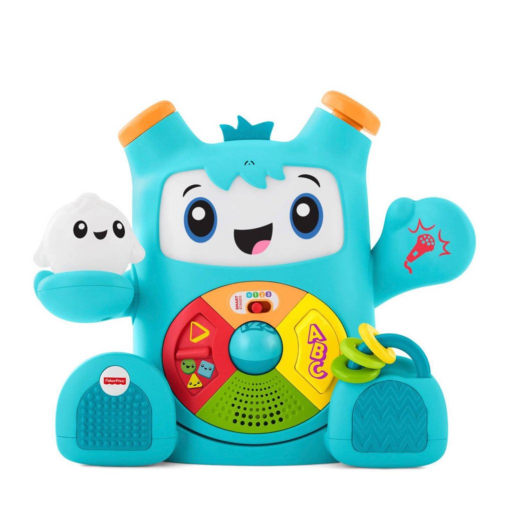 Fisher-Price  leerplezier slimme moves rockit