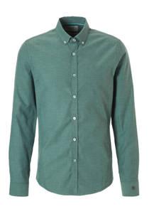 Cast Iron slim fit overhemd (heren)