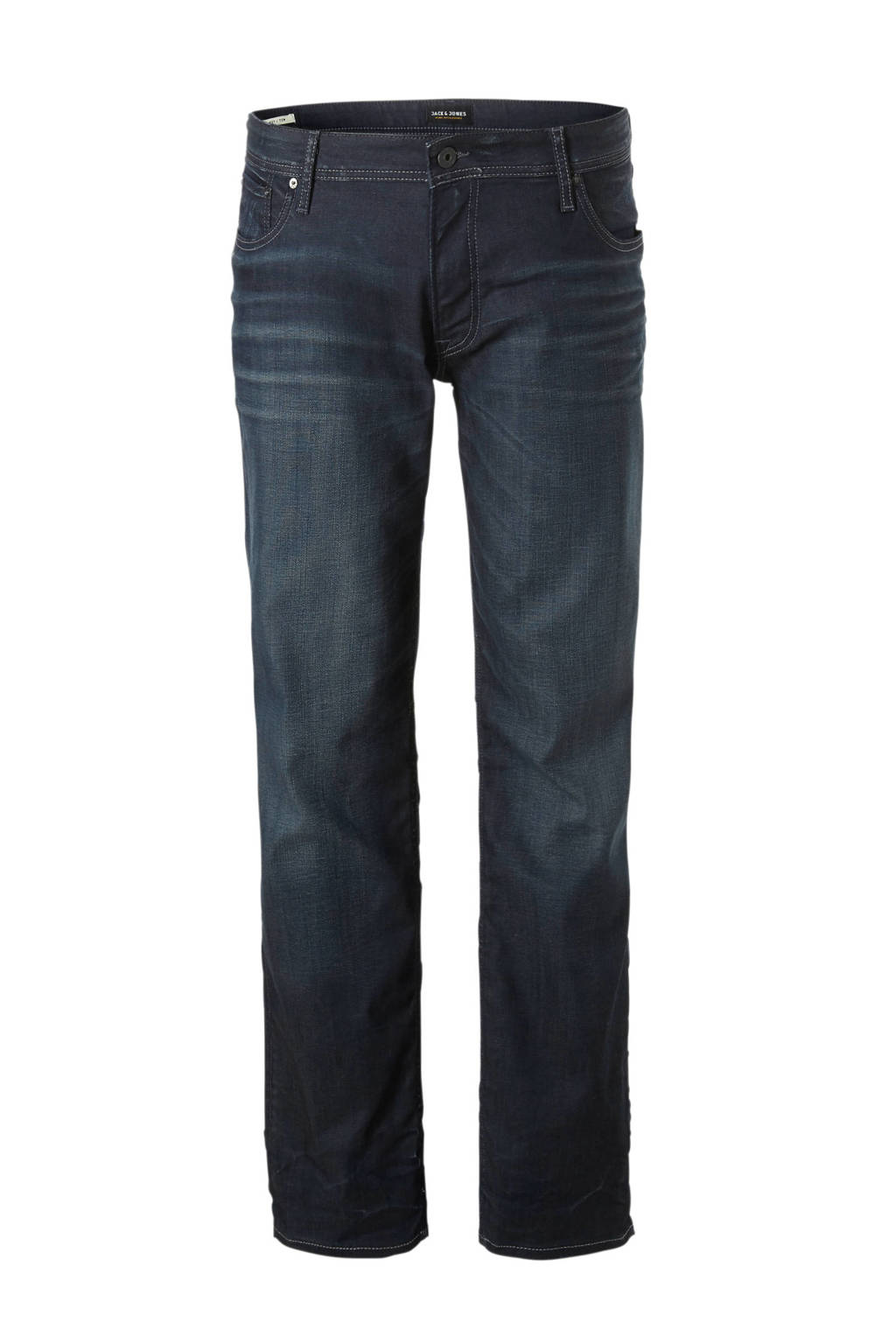 Jack & Jones Plus Size slim fit plussize jeans, Dark denim