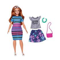 Barbie Fashionistas rainbow rave curvy