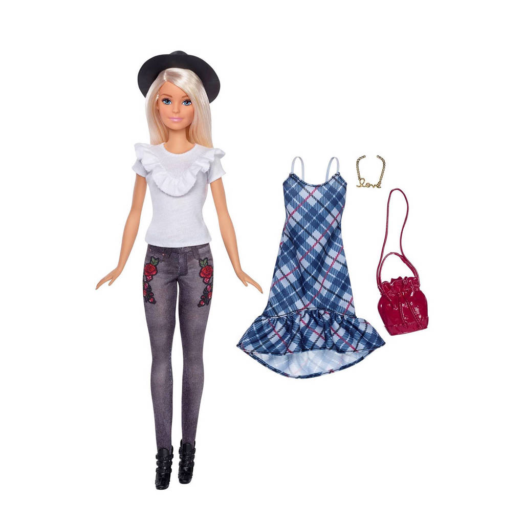 Barbie Fashionistas hipster chic