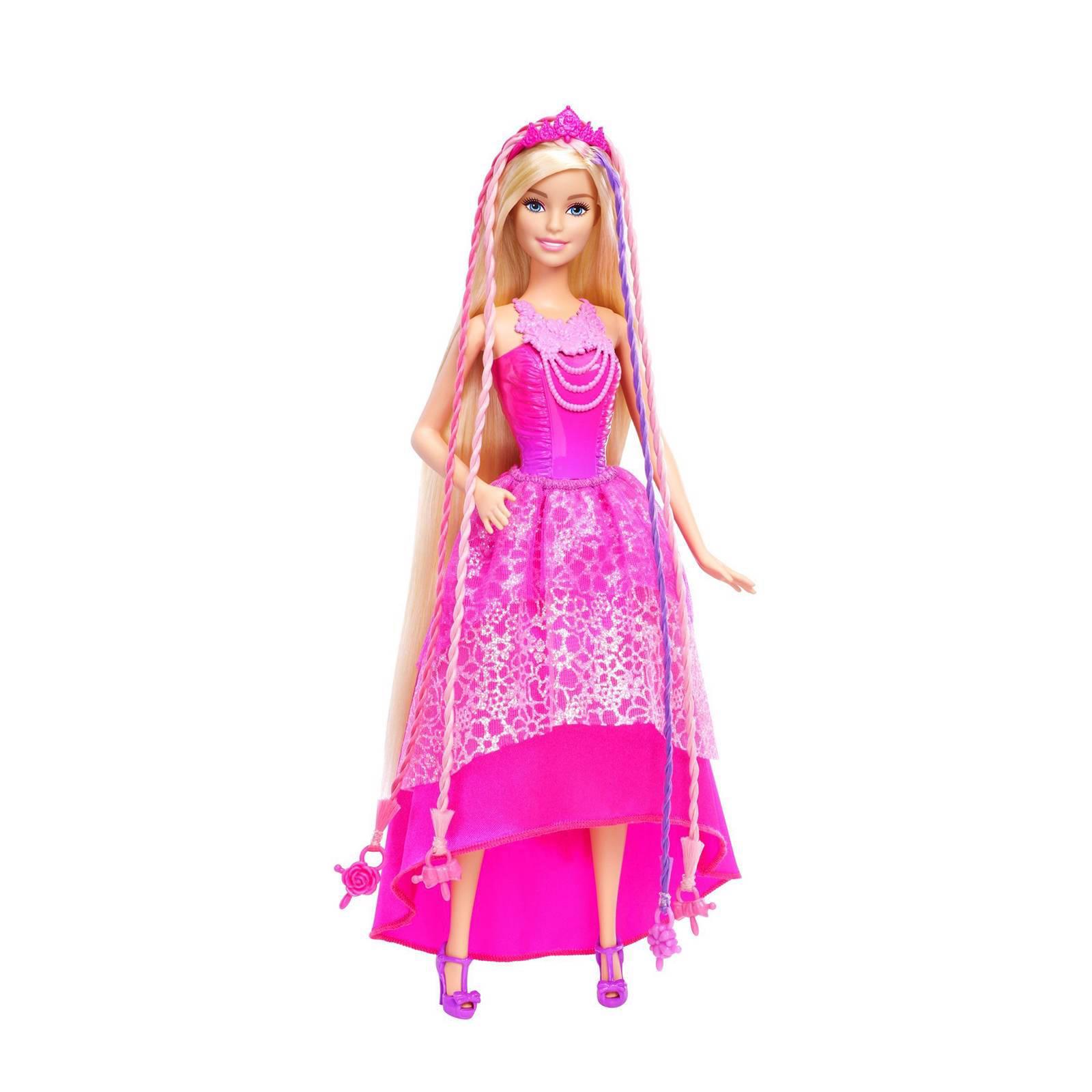 Barbie dreamtopia snap'n'style princess