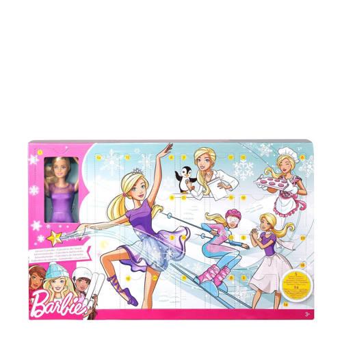 Barbie advent kalender