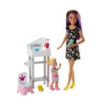 Barbie babysitter Potty training