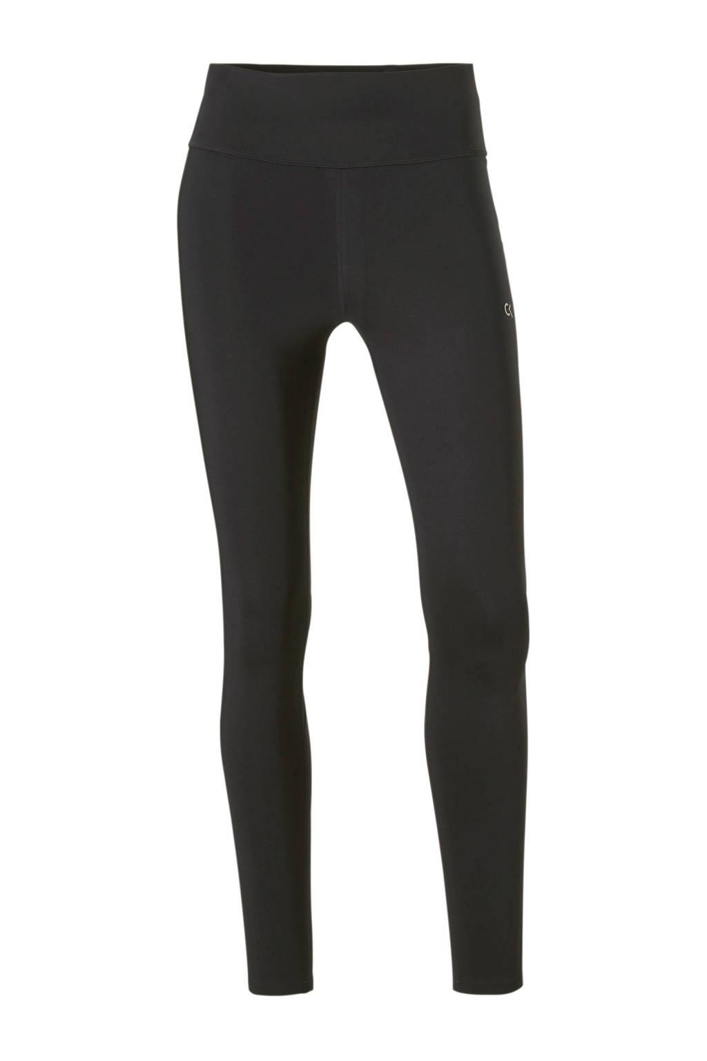 Calvin Klein Performance slim fit sportbroek zwart, Zwart