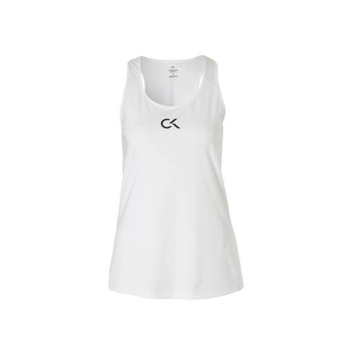 Calvin Klein Performance sporttop wit kopen