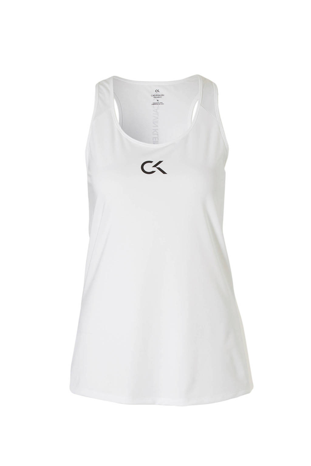 Calvin Klein Performance sporttop wit, Wit