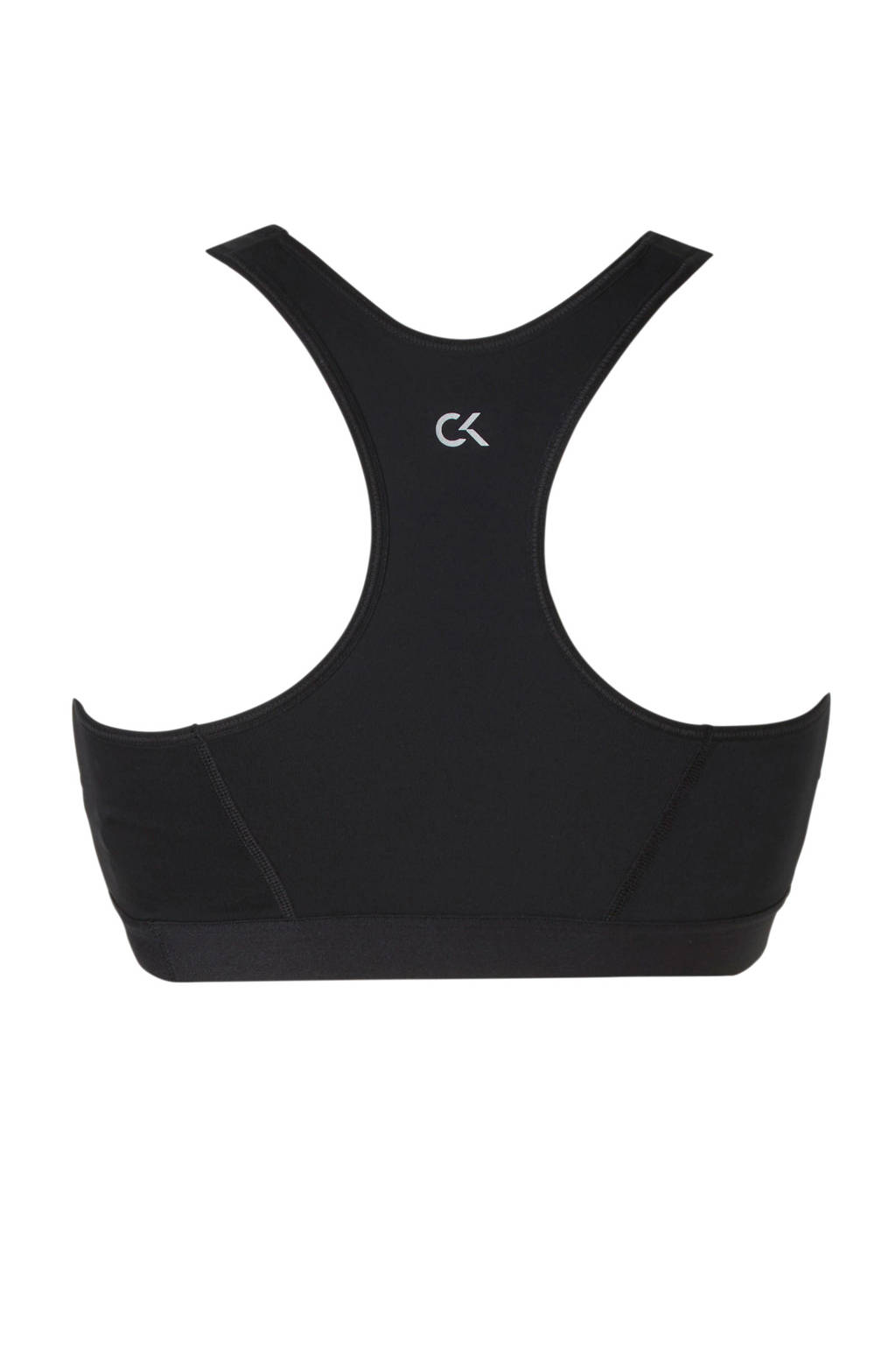 Calvin Klein Underwear Level 1 sportbh zwart, Zwart