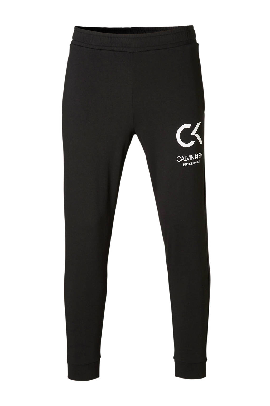Calvin Klein Performance 7/8 joggingbroek, Zwart/wit