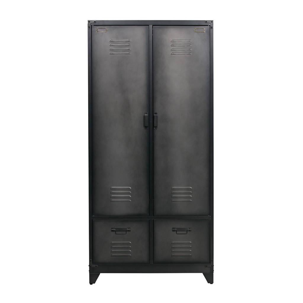 vtwonen lockerkast Safe, Zwart