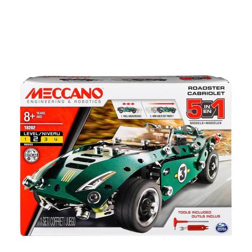 Meccano 5 - modelauto bouwset kopen