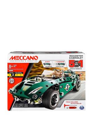 5 - modelauto bouwset