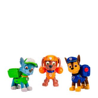 action pack pup set (Rocky, Zuma & Chase)