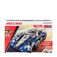 Meccano  25 - modelset super car