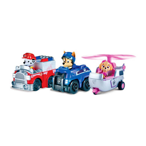 Paw Patrol Rescue Racers (Marshall, Chase & Skye) kopen
