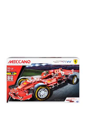 Formule 1 Ferrari auto