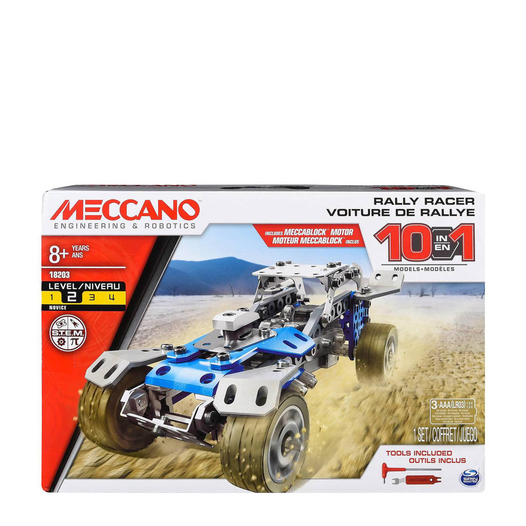 Meccano  10 - modelauto bouwset