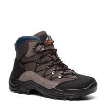 Mountain Peak  leren wandelschoenen grijs