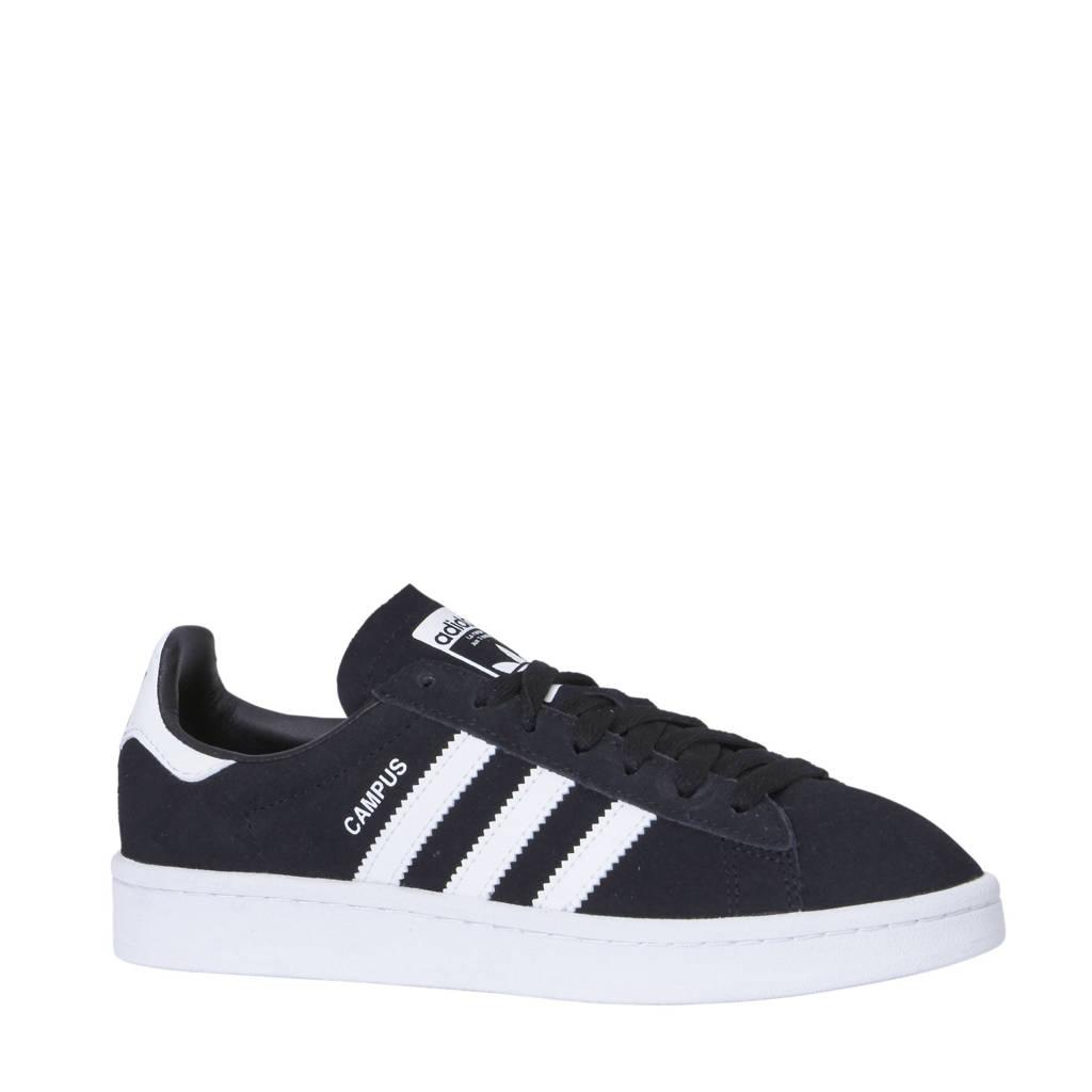 adidas originals  Campus J sneakers, Zwart/wit