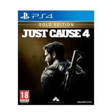 Just cause 4 (Gold edition) (PlayStation 4)