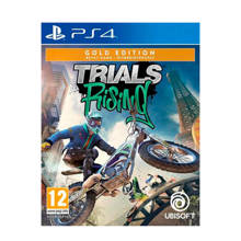 Trials rising (Gold edition) (PlayStation 4)