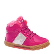 Elefanten leren sneakers roze