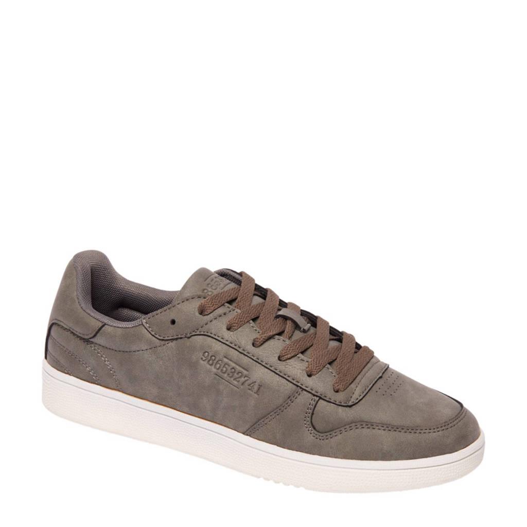 vanHaren Memphis One  sneakers grijs, Grijs