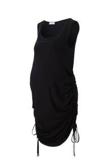 Yessica positie + voeding jurk zwart
