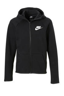 Nike    vest zwart (jongens)