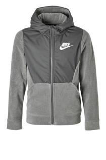 Nike    vest grijs (jongens)