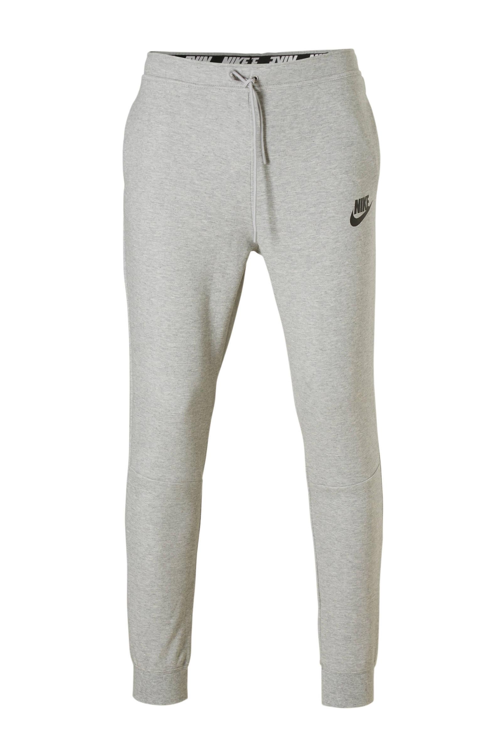 Joggingbroek Grijs Dames.Nike Joggingbroek Grijs Wehkamp
