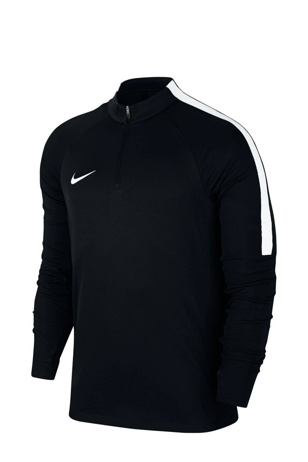 Nike   sport T-shirt zwart/wit, Zwart/wit