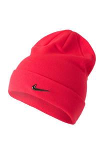 Nike beanie roze